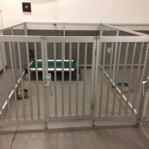 #003 honden bench kennel Finland