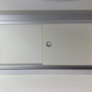#007 Invlieg luik 40 x 20 cm